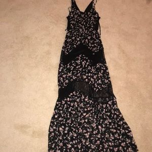Brand new with tags! Candies size Small long dress